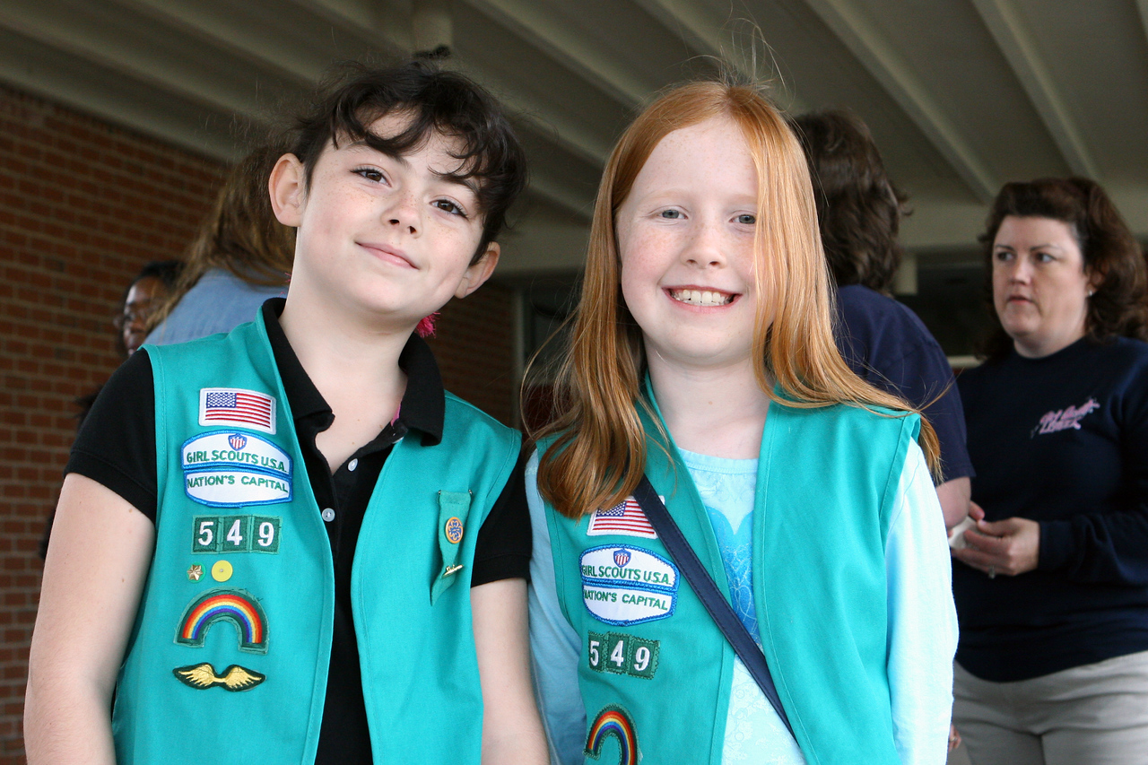 Girl Scouts in Prince William county, VA created disaster preparedness kits that will be distributed to low-income residents of the county as part of the observance of the Martin Luther King holiday as a day of service.  An estimated 10,000 volunteers served through more than 80 projects in and around Washington D.C.  They joined hundreds of thousands of Americans who participated in the 2007 King Day of Service, sponsored by the Corporation for National and Community Service.