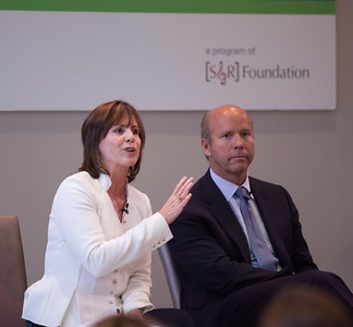 CEO, The Case Foundation, Jean Case speaks alongside Rep. John Delaney (MD) during the Pay For Success Grantee Announcement at Halcyon House in Washington, D.C. Corporation for National and Community Service Photo.Corporation for National and Community Service Photo.
