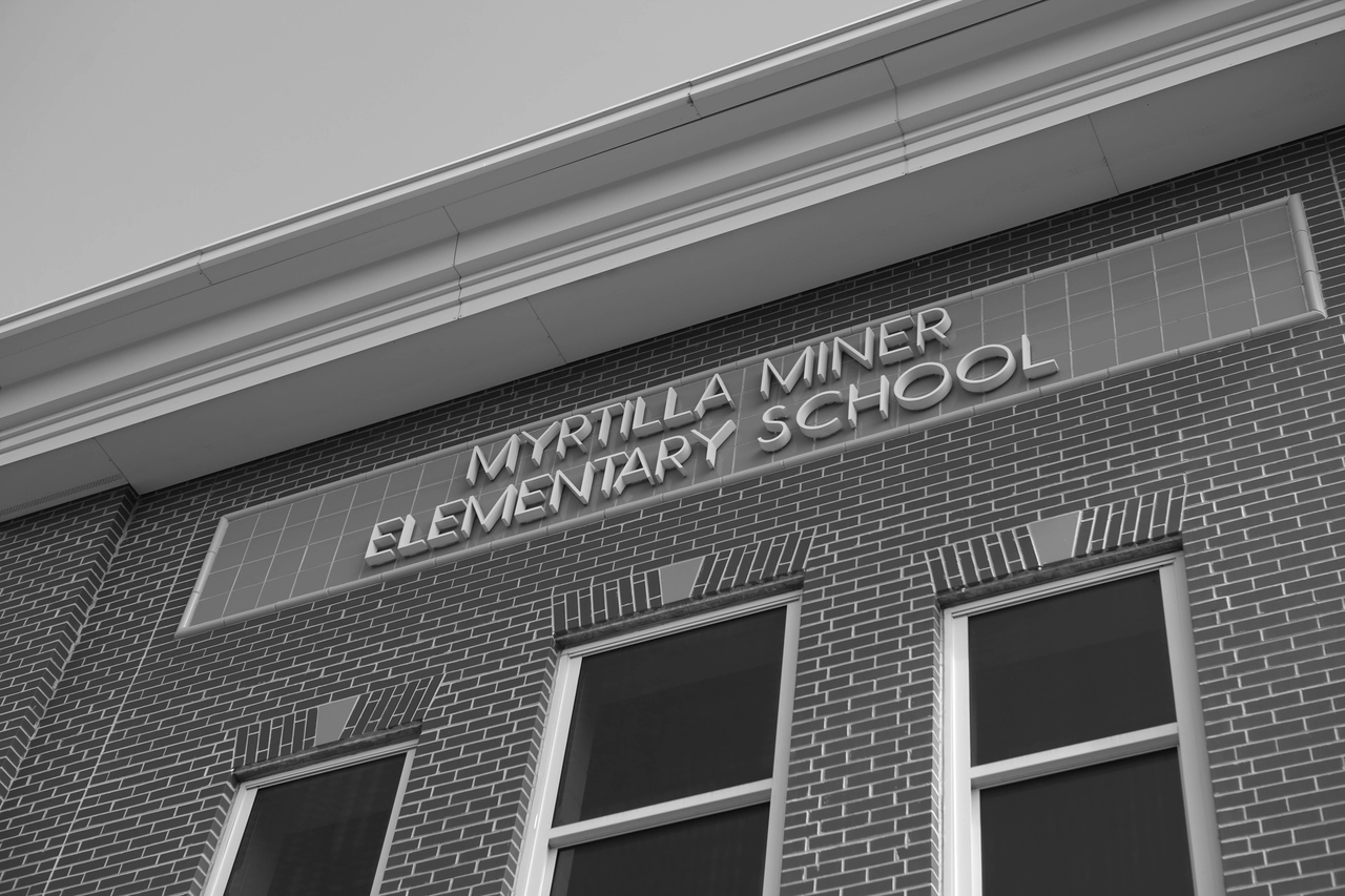 Miner Elementary school, Washington, D.C. Corporation for National and Community Service Photo.