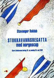 2002 - Stokkavannsregattaen med norges cup