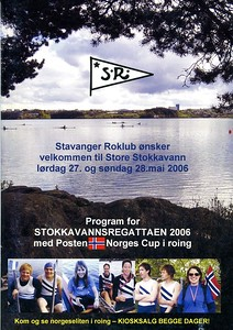 2006 - Stokkavannsregattaen med Posten norges cup