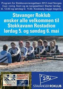 2012- Stokkavannsregattaen med norges cup