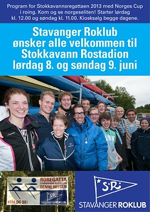 2013 - Stokkavannsregattaen med norges cup