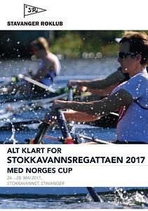 2017 - Stokkavannsregattaen med norges cup