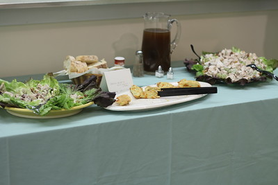 Ocotober, Hospitality and Judges Lunch