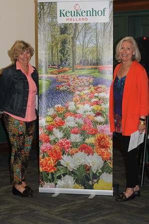 October 2017 - 'Tip Toe Through the Tulips'