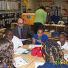 Councilman Brancantelli with Open Airways Students.