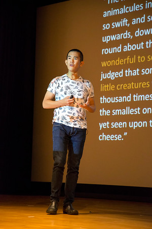 Ed Yong Lecture