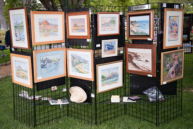 Art in the Park Event May 21, 2011