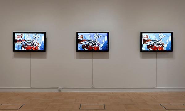 David C. Burr, Master of Fine Arts 2018