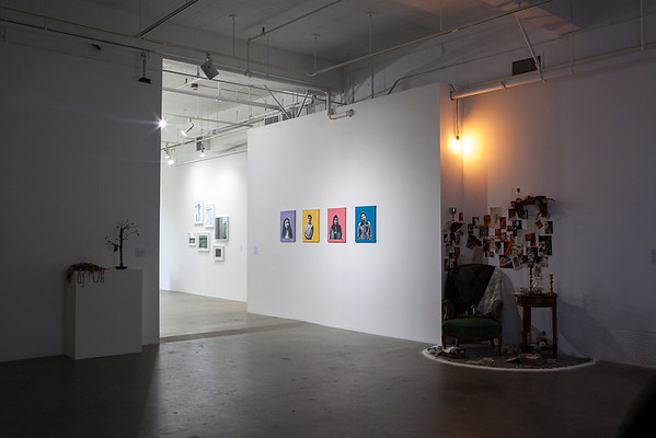 May 2 – 13, 2017     on display at Jacob Lawrence Gallery
