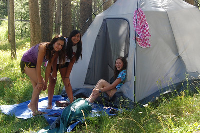 Camp sites available - so bring your tent!
