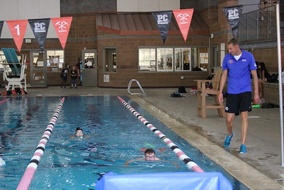 PARK CITY, UT - September 30, 2015:  National Ability Center Paratriathlon Camp (Photo by Michael Ray)