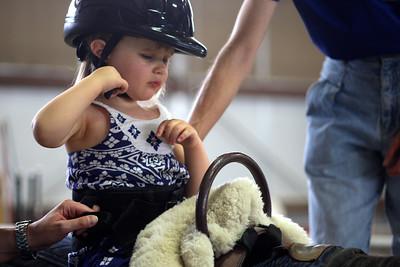 PARK CITY, UT - June 19, 2014:  National Ability Center Equestrian Program (Photo by Teague)