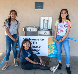 Columbus Tustin Grant for a Water Station
