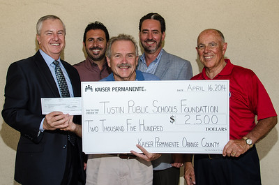 Kaiser Check Presentation June 19, 2014