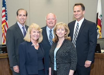 TUSD Board Members, May 23, 2016