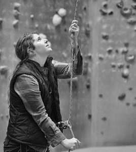 2018 Indoor Rock Climbing