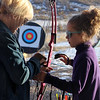 PARK CITY, UT - December 5, 2015:  National Ability Center Archery Program (Photo by Missy)
