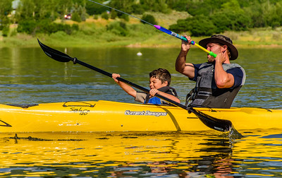 PARK CITY, UT - 2016:  Water Sports, National Ability Center (Photo by Dave Obzansky)