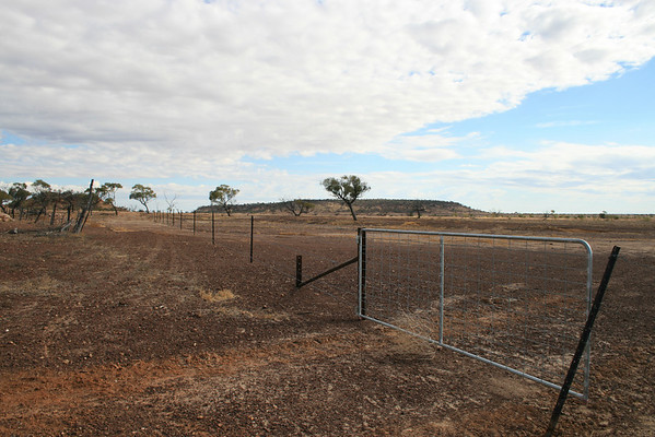 Surveying and fencing