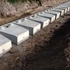 Back of 60-inch base blocks.