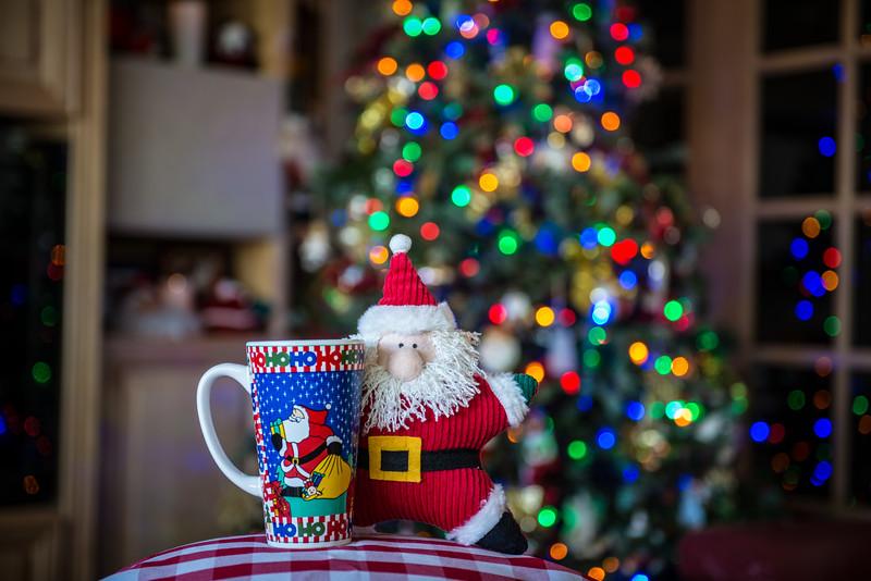 Photo #363 of 365 - Christmas Morning Hot Cocoa!