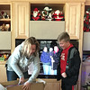 Photo 361(a) - A little excited about their Christmas presents!
