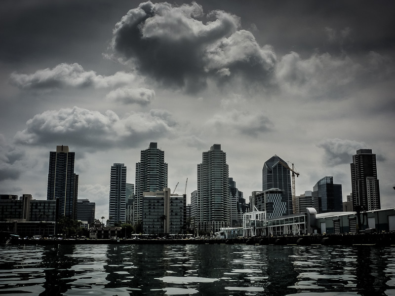 Photo #190 of 365 - San Diego from the Harbor