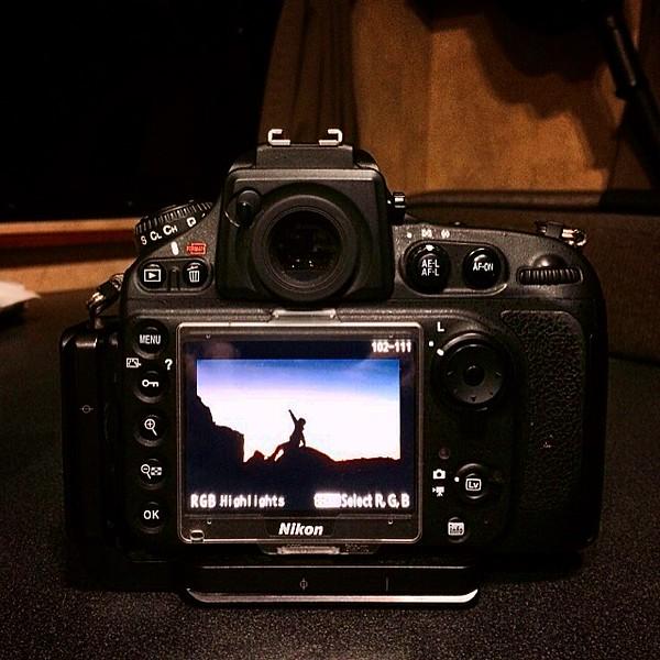 Photo #43 of 365 - Me and my Nikon