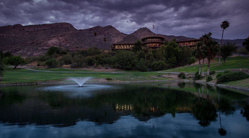 Photo 186 of 365 - Beautiful Skyline Country Club at dusk