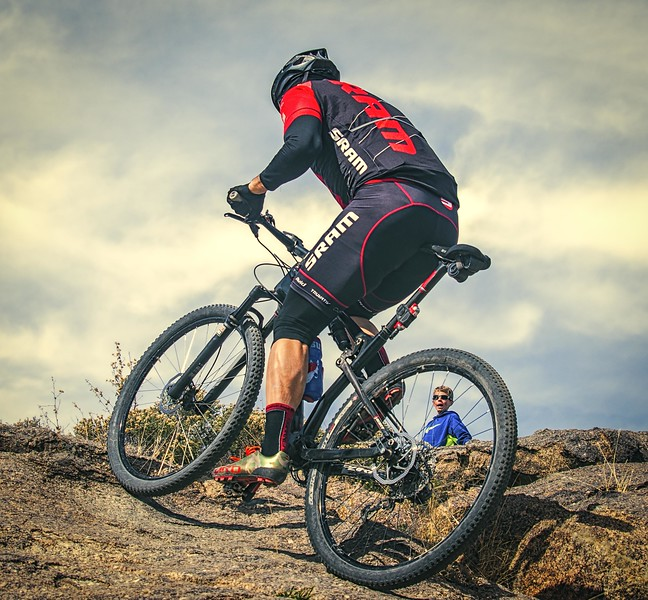 Photo #25 of 365 - it's an uphill climb!!