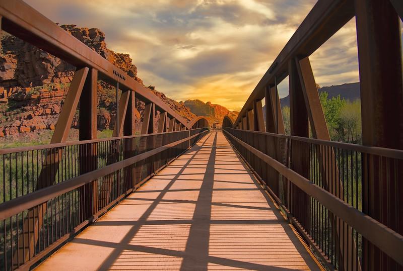 Photo #128 of 365 - Bridge over the Colorado