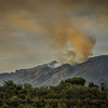Photo #217 of 365 - Finger Rock Fire in the Catalinas!