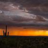 Photo #256 of 365 - Monsoon Sunset