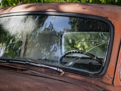 September 14, 2014. Vintage VW