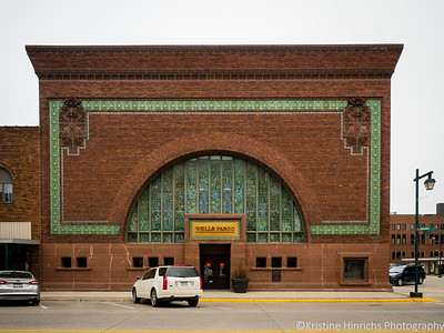 3.29.2016 Another from the Louis Sullivan bank in Owatonna, MN