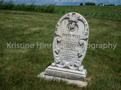 6.6.2016 Country Cemetery, Featherstone Twonship Minnesota
