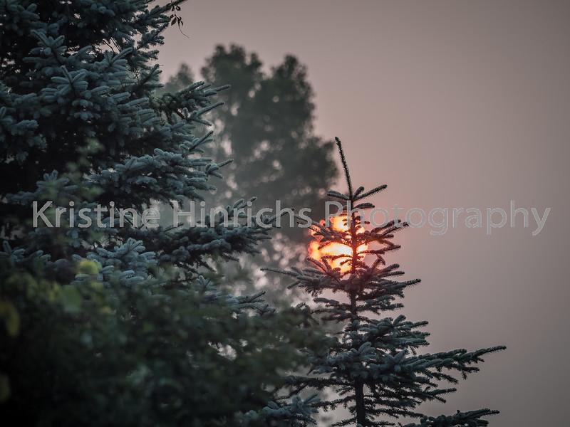 8.31.2015 Red sky at morning