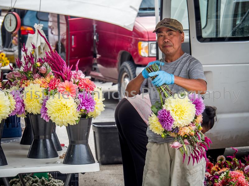 8.24.2016 Market day