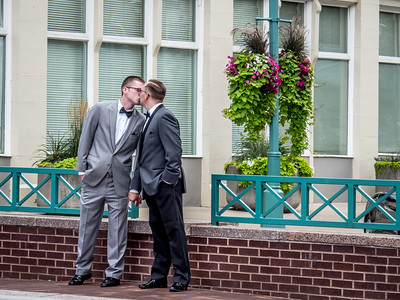 8.6.2016 Here are the grooms