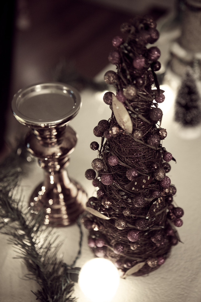 """This is another image of some of the Christmas Decor around my home... It's different! PP notes can be found here: <a href=""""http://www.douglassandquist.com/tech/more-christmas-decor-photo-edits"""">http://www.douglassandquist.com/tech/more-christmas-decor-photo-edits</a>"""