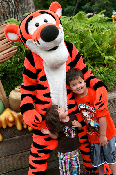 Who doesn't love Tigger! <br /> <br /> 07-14-2011