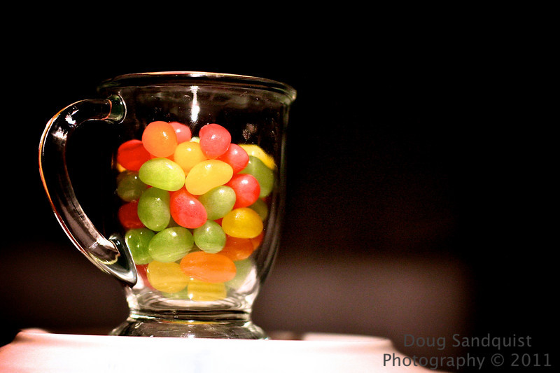 Who doesn't love Jelly Beans around Easter.. or anytime or that matter.. Trouble the blasted High Fructose Corn Syrup that's supposedly not very good for us... Oh well I'll turn in the can of soda for a few Jelly Beans... :)  <br /> <br /> 04-20-2011