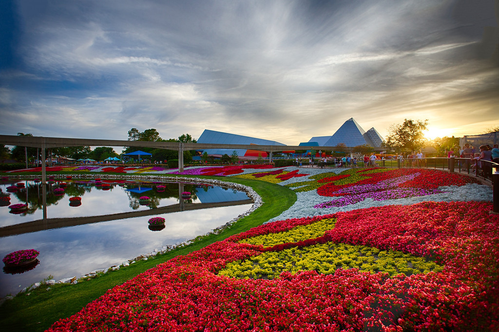 Flower and Garden Festival-Epcot-Disney World