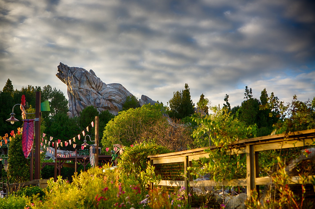 Grizzly Peak-Disney's California Adventure