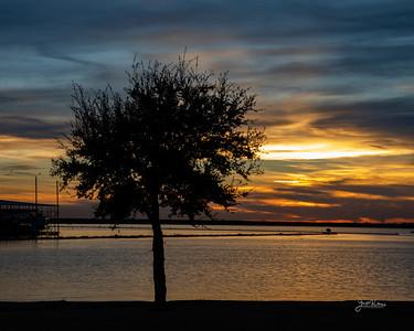 Sunset Jan 5-4