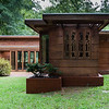 Frank LLoyd Wright's Pope-Leighey House.