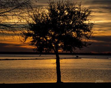 Sunset Jan 5-1