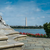 Washington Monument from the Navy-Merchant Marine Memorial